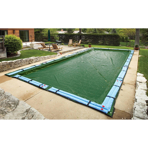 12-Year In-Ground Pool Winter Cover - Houux