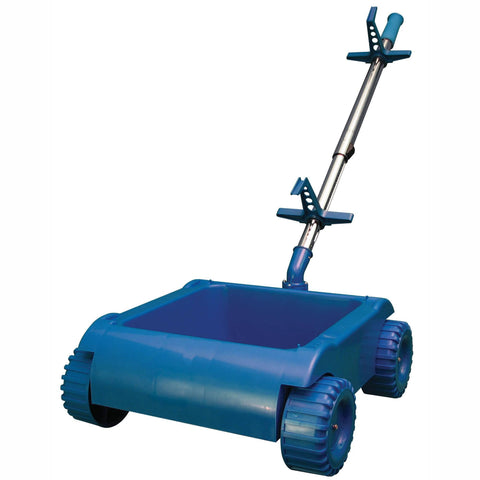 Aquabot Turbo T4-RC Cleaner w/ Caddy for In Ground Pools - Houux