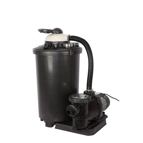 16-in, 75lb Sand Filter System for Above Ground Pools - Houux