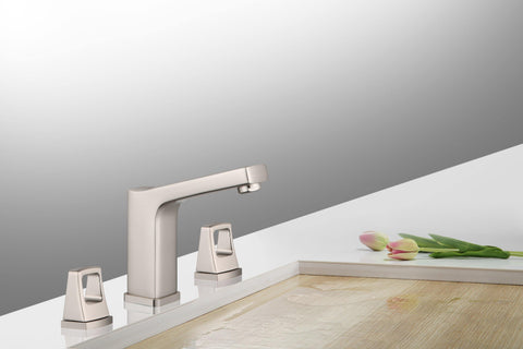 Legion Furniture ZY1003-BN UPC Faucet With Drain, Brushed Nickel - Houux