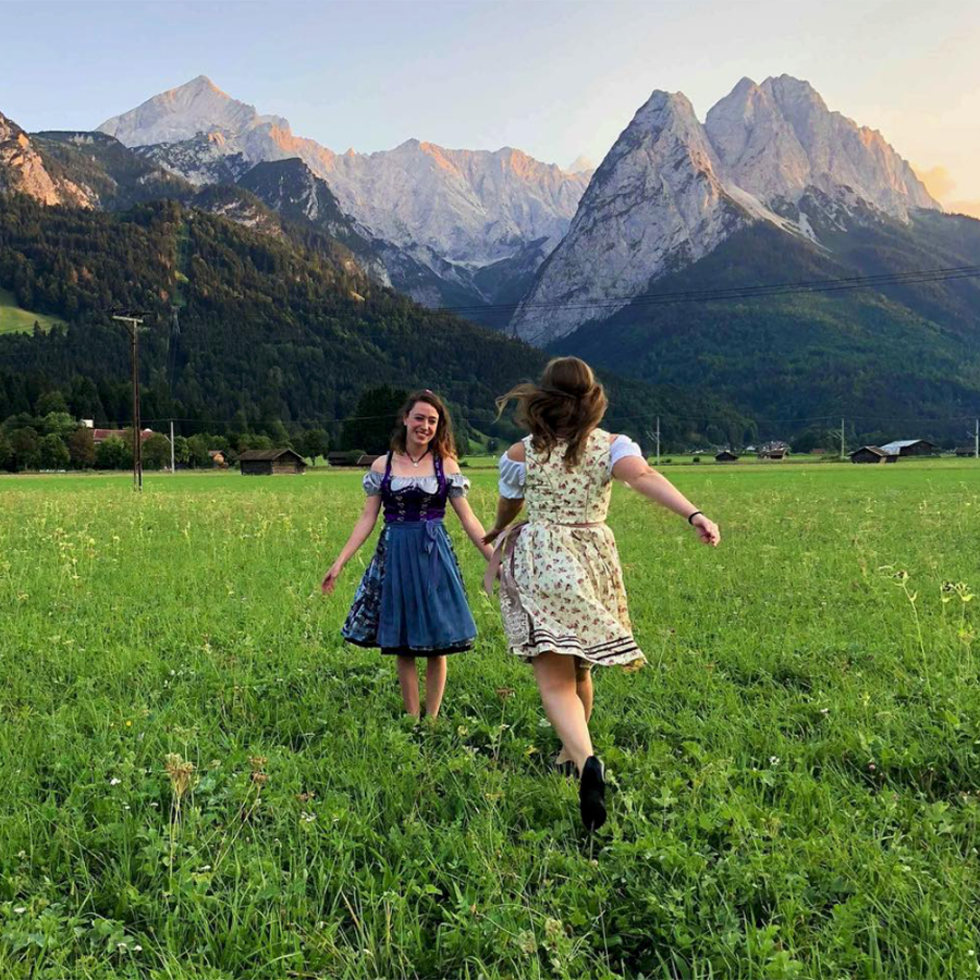 The Deeper Meaning Behind Wearing a Dirndl