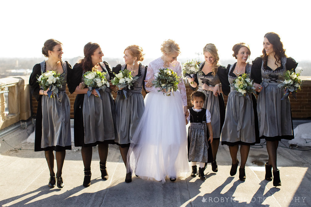 Bridesmaid Dirndls