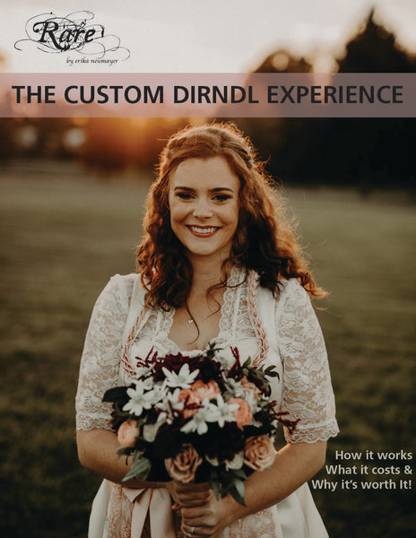 Custom Made Dirndl