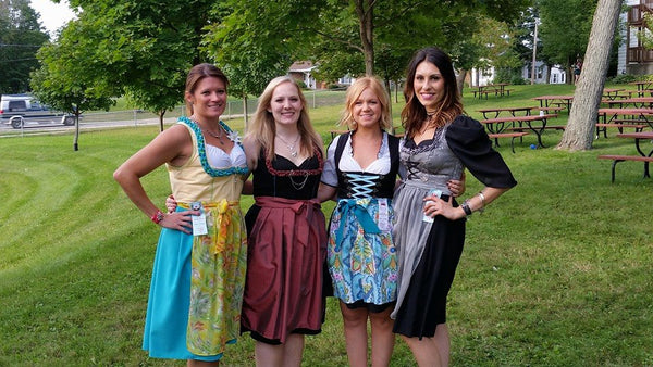 Which Dirndl Style Are You!?