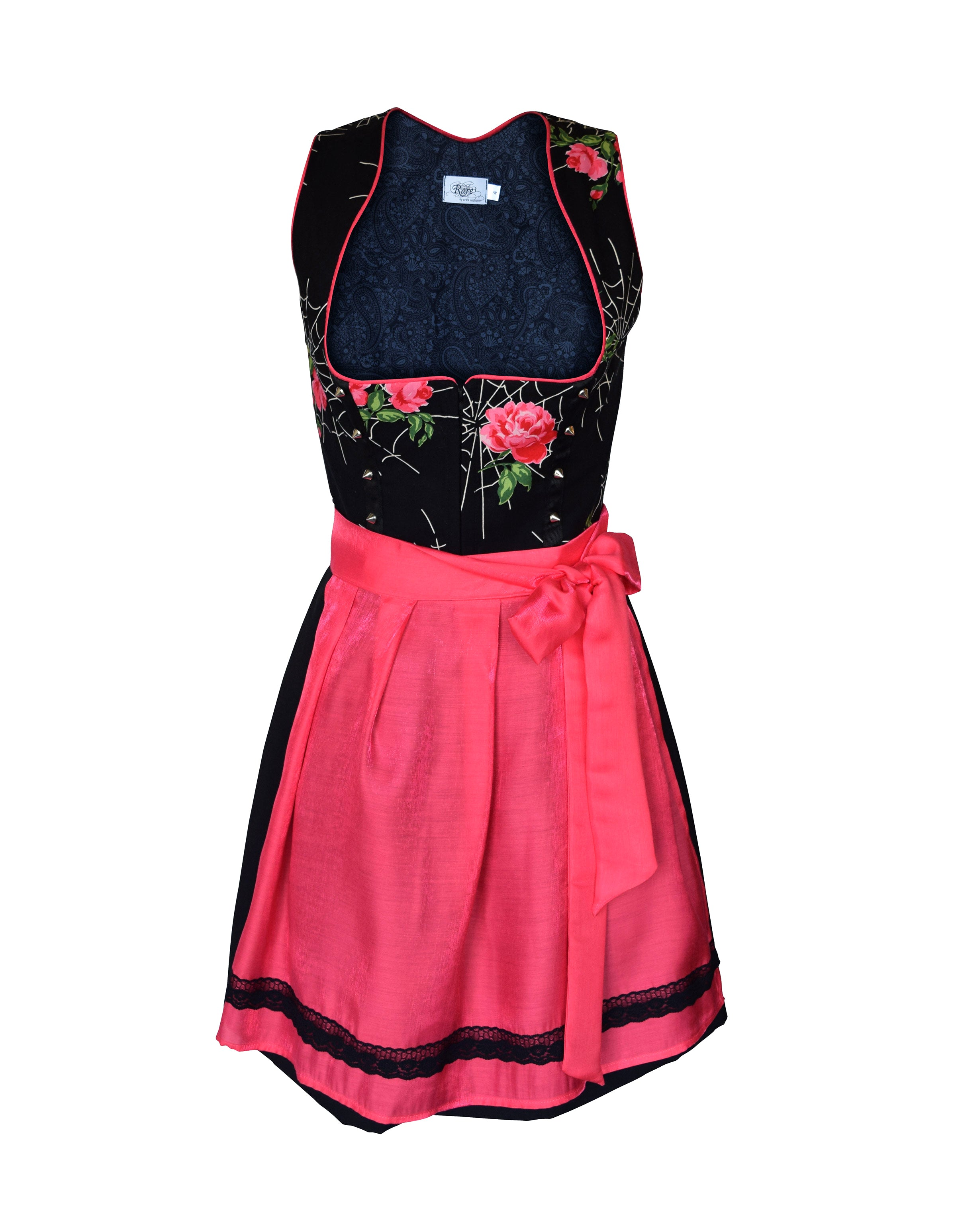 Roses & Spiderwebs Dirndl
