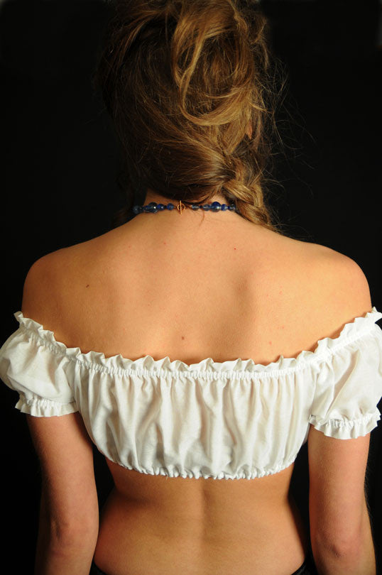 Off-the-Shoulder Blouse - Rare Dirndl