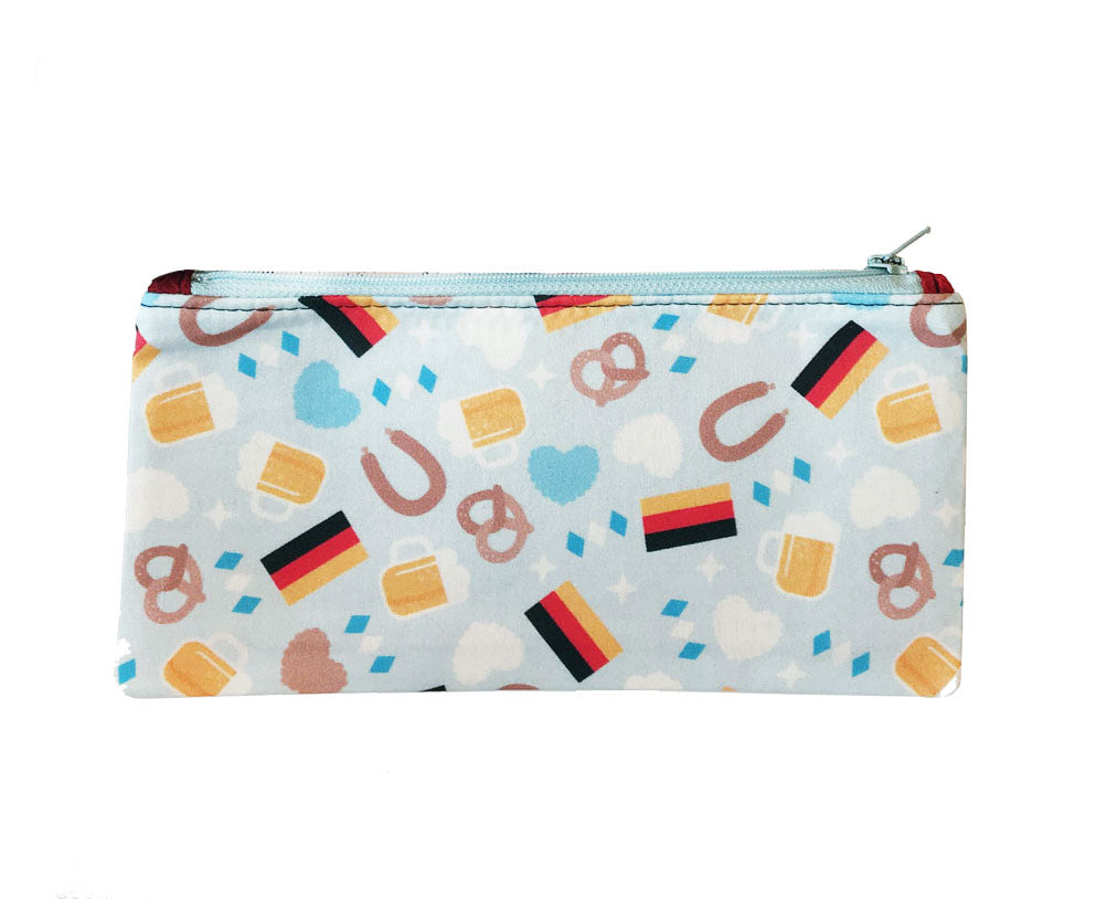 Oktoberfest Mini Clutch/Cosmetic Bag - Rare Dirndl