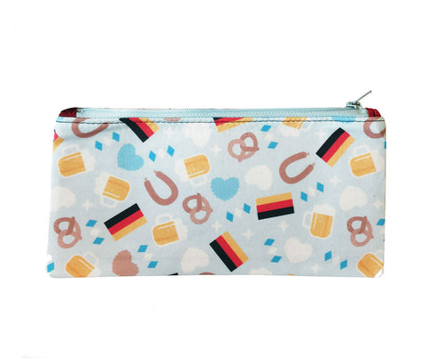 Oktoberfest Mini Clutch/Cosmetic Bag