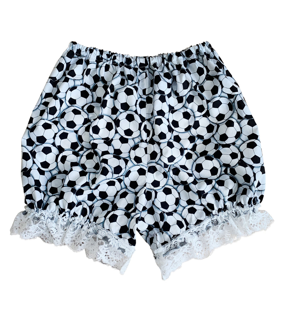 Soccer Ball Bloomers