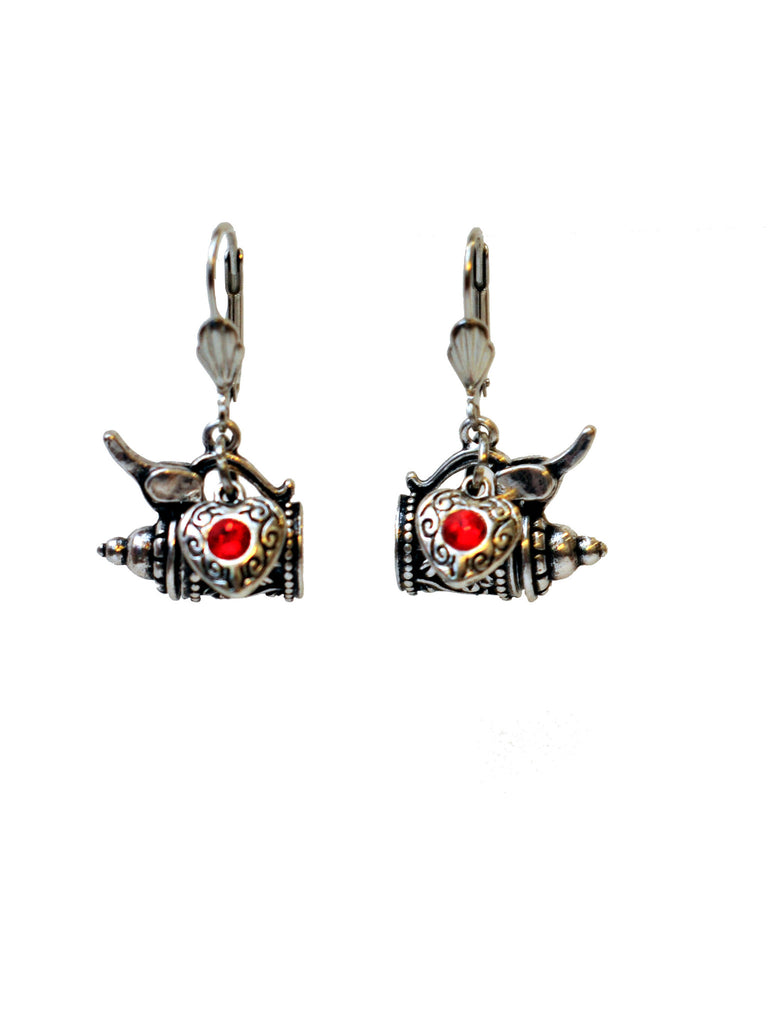 Beer Stein Earrings