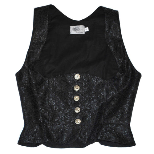 In Bloom Vest - Rare Dirndl