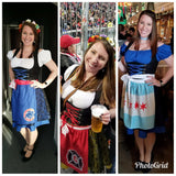 In Bloom Dirndl - Rare Dirndl