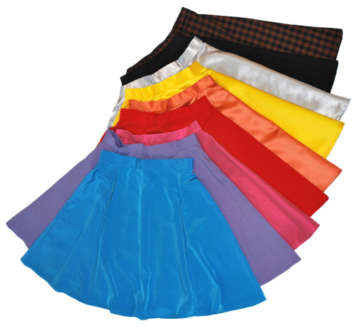 Semi-circle Skirt - Rare Dirndl
