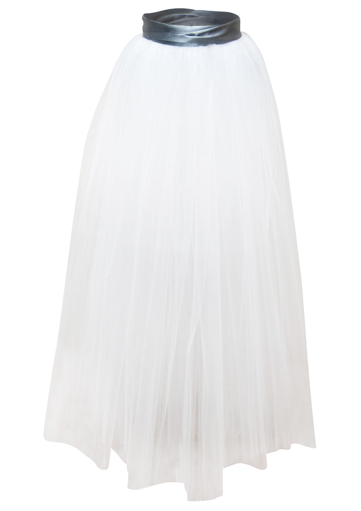 Bridal Tulle Top Skirt - Rare Dirndl