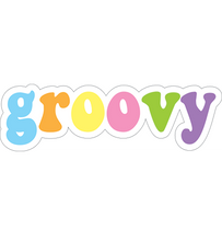 Load image into Gallery viewer, Groovy Sticker