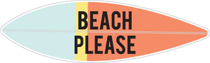 Beach Sticker Pack