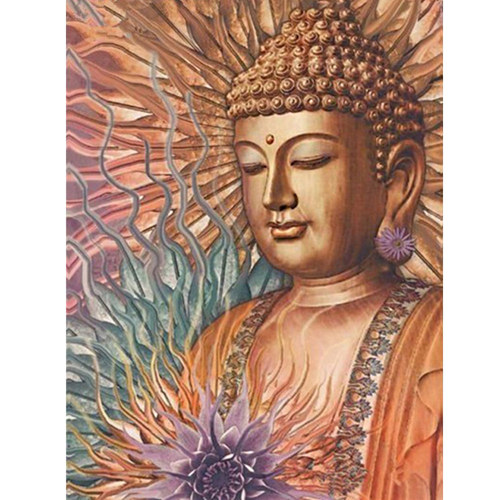DIY Diamond Painting Kit  - Buddha