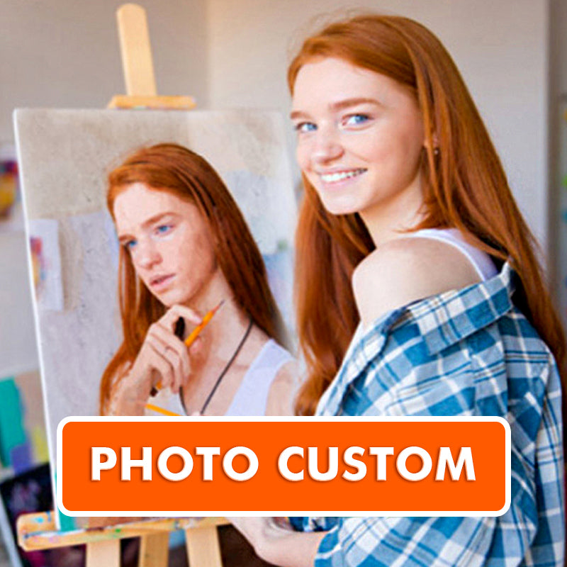 DIY Painting By Numbers - Custom Design Your Photo