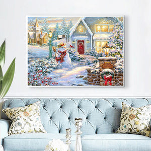 DIY Diamond Painting Kit  - Christmas