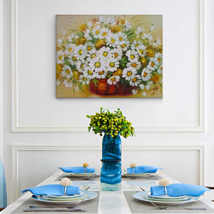"DIY Painting By Numbers - Vintage Flower (16""x20"" / 40x50cm)"