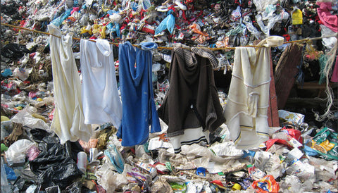 Clothes Landfill image