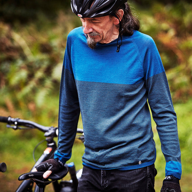 Mens Merino Mountain Base Layer