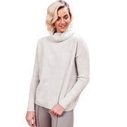 Radway Lambswool Roll Neck Jumper