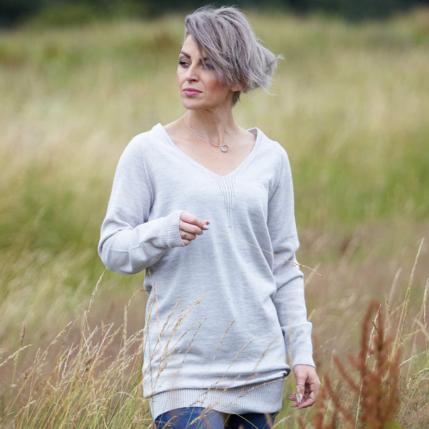 Stoneleigh Slouch Merino Wool Dress