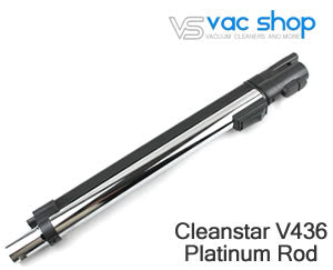 Cleanstar Platinum V436 Powered Telescopic Rod