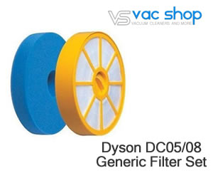 Dyson DC05/08 generic pre motor filter set