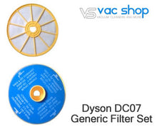 Load image into Gallery viewer, Dyson DC07 filter set