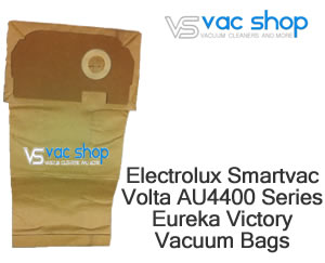 Electrolux volta upright vacuum cleaner bags
