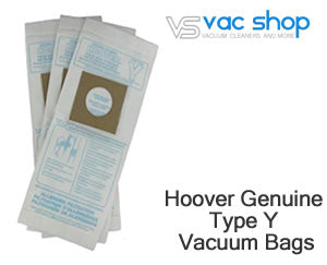 Hoover Type Y Upright Vacuum Cleaner Bags