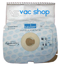 Sauber SI200 Genuine Vacuum Cleaner Bags