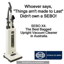Load image into Gallery viewer, Sebo x4 automatic vacuum cleaner