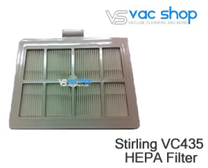Stirling VC435 HEPA Filter
