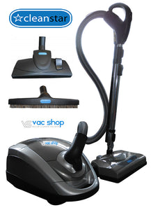 V436 Cleanstar Platinum Vacuum Cleaner at Vac Shop
