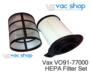 VAX VO91 77000 HEPA Vacuum Cleaner Filter