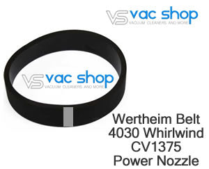 Wertheim 4030 CV1375 whirlwind belt