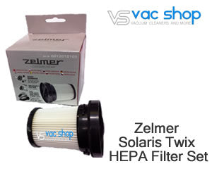Zelmer Solaris Twix HEPA Vacuum Cleaner Filter