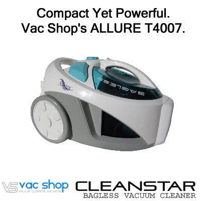 cleanstar allure T4007 vacuum cleaner