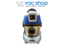 Load image into Gallery viewer, Cleanstar 15L Commercial Wet N Dry Vacuum – Stainless Steel VC15L