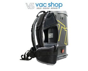 Ghibli T1V3 - Backpack for people serious about suction