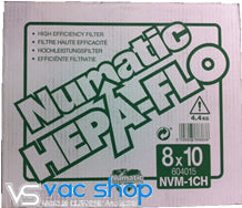 henry bulk vacuum cleaner bags NVM-1CH Synthetic HEPAFLO