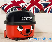 Load image into Gallery viewer, Henry Vacuum Cleaner Deal. - Free  Box of BAGS