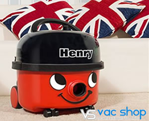 Henry Vacuum Cleaner Deal. - Free  Box of BAGS