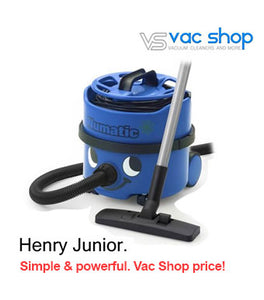 Numatic James Vacuum Cleaner