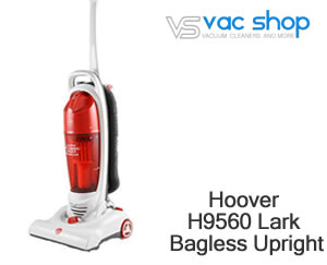 hoover H9560 lark bagless upright vacuum cleaner
