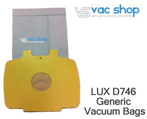 Lux D746 Vacuum Cleaner Bag