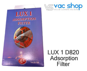 LUX1 D820 Genuine Adsorption Filter